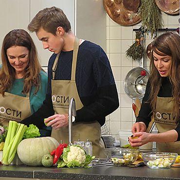 фартуки для кулинарных поединков